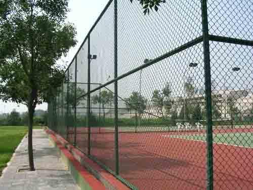 网球场围栏网产品优越性