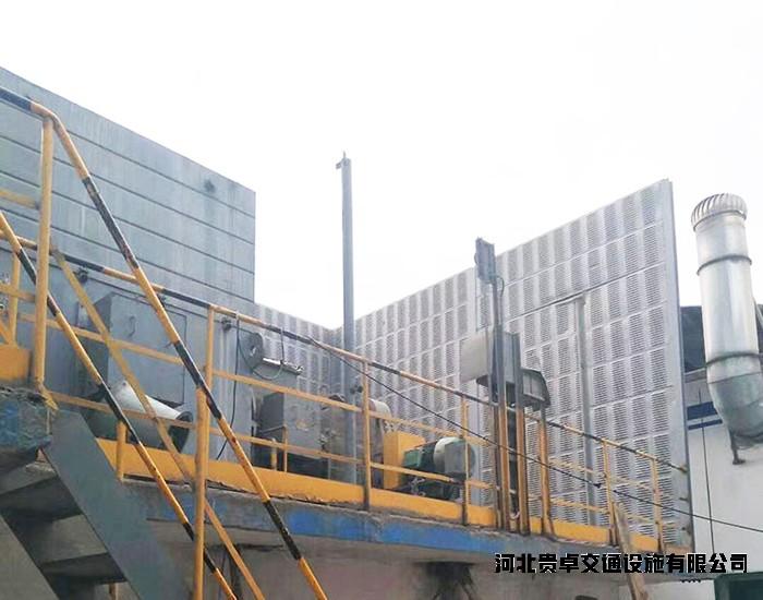 工厂房车间设备隔音声屏障