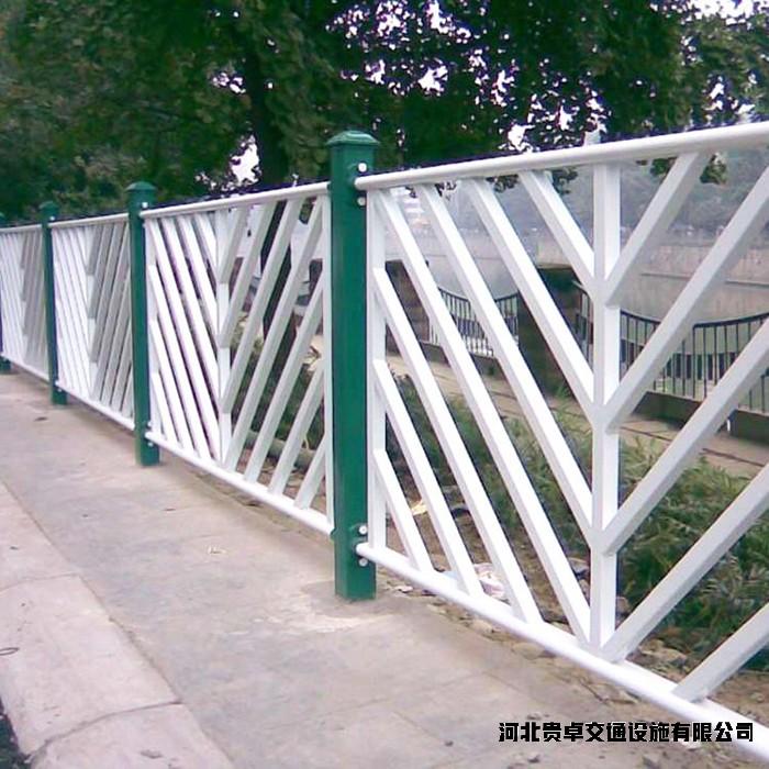 城市文化花式护栏