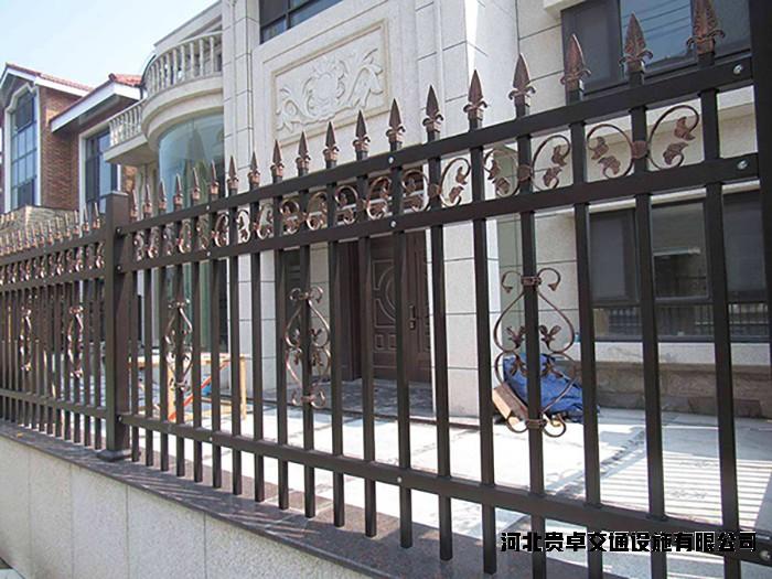 庭院围墙护栏